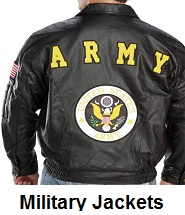 military motorcycle jackets