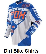 dirt bike shirts