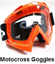 motorcycle racing goggles