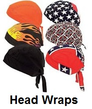 motorcycle headwraps