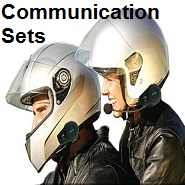 helmet communication sets