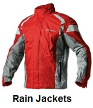motorcycle rain jackets