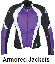 womens armored jackets