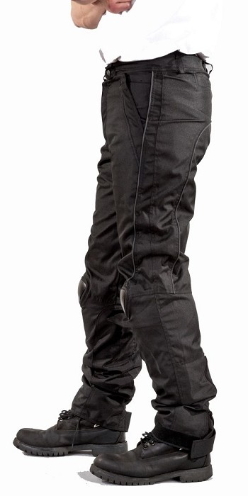 Motocross Motorcycle Racing Pants With Protective Armor