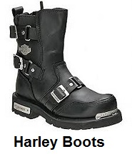 Harley motorcycle boots