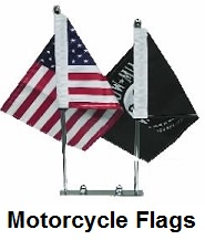 Harley Motorcycle Flags
