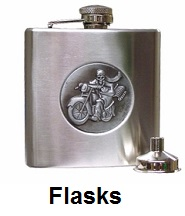Harley Drink Flasks
