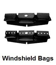 Harley Windshield Bags