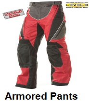 armored motorcycle pants