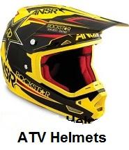 Atv Riding Helmets