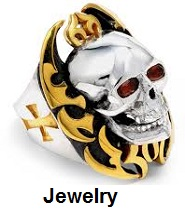 Harley Motorcycle Jewelry