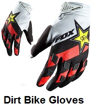 Dirt Bike Motorcycle Gloves