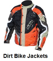 dirt bike jackets
