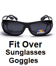 fit over sunglasses goggles