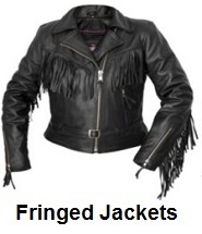 fringe leather jackets