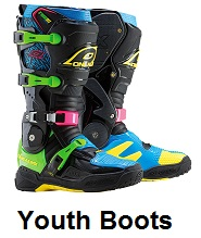 youth motorcycle boots
