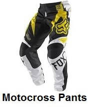 Motocross Motorcycle Pants