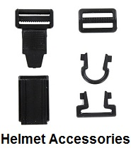 helmet accessories
