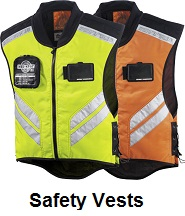 motorcycle safety vests