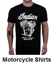T-Shirts Motorcycle