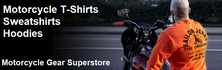 motorcycle t shirts banner