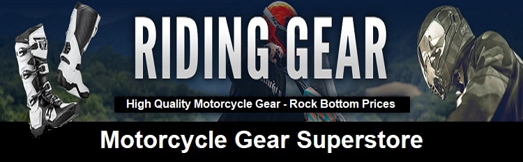 motorcycle riding gear Motorcycle Gear Superstore