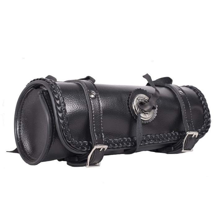 Motorcycle Tool Bag >> Motorcycle Tool Bag With Braid And Concho