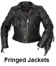 womens fringe jackets