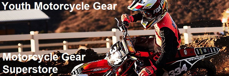 youth motorcycle gear motorcycle gear superstore