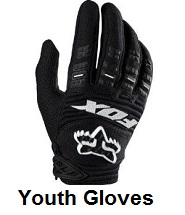 Motorcycle Gloves Youth