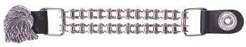 Eagle Motorcycle Chain Vest Extender Set of 4