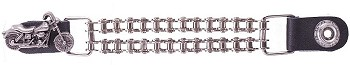 Motorcycle Chain Vest Extender Set of 4