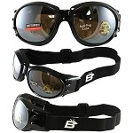 Sport Enthusiasts Biker Goggles Driving Mirror Lenses