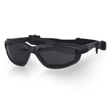 UV Anti-Fog Smoke Lens Motorcycle Goggles