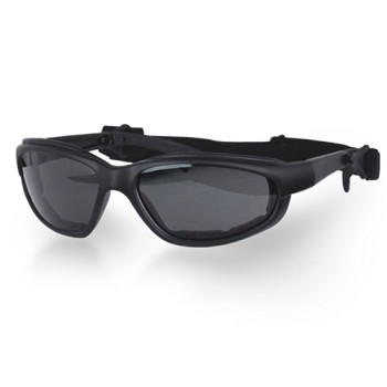 Clear to Smoke Transitional Lens Motorcycle Goggles