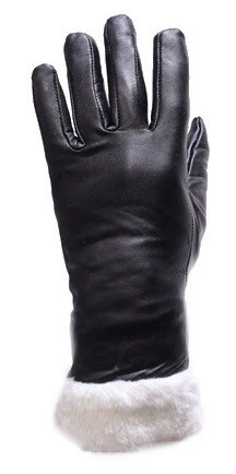 Womens Leather Gloves With Fur Lining