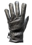 Lined Leather Motorcycle Riding Gloves