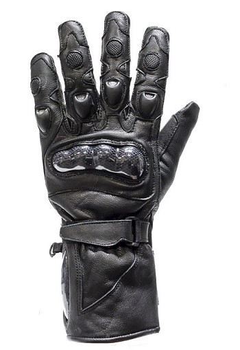 Padded Hard Knuckle Motorcycle Racing Gloves