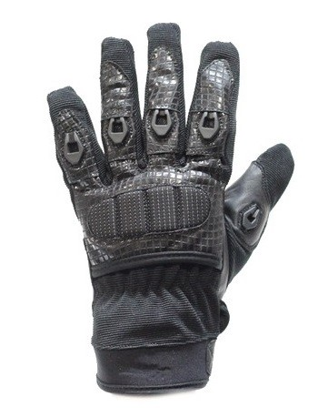 Motorcycle Racing Gloves with Knuckle Protectors