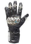 Motorcycle Racing Gloves with Hard Knuckle
