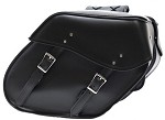 Standard Universal Fit Motorcycle Saddlebags