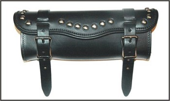 Motorcycle Tool Bag Classic Studded Design