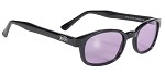 21216 KD's Sunglasses Light Purple Lenses