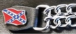 Rebel Flag Vest Extenders Set of 4