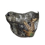 Realtree Camo Half Face Mask