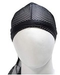 Biker Motorcycle Black Doo-Rag