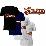 Toys for Big Boys Motorcycle T-Shirt