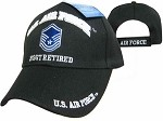 U.S. Air Force MSGT Retired Hat