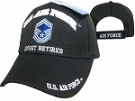 U.S. Air Force SMSGT Retired Hat