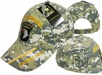 U.S. Army 101st Airborne Screaming Eagles Camo Hat